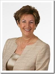 La alcaldesa María Nieves Martínez Berenguer (PP)