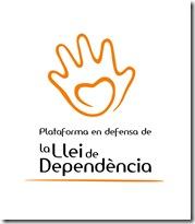 Logotipo de la Plataforma en dfensa de la Ley de Dependencia